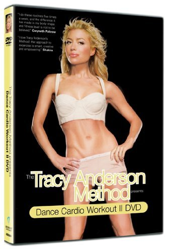 Tracy Anderson Method - Dance Cardio [Edizione: Regno Unito] [Import anglais] de Platform Entertainment