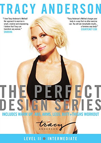 Tracy Anderson Perfect Design  2 [Edizione: Regno Unito] [Import italien] de Platform Entertainment