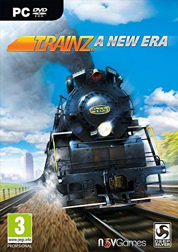 Trainz Simulator : a new era de Deep Silver