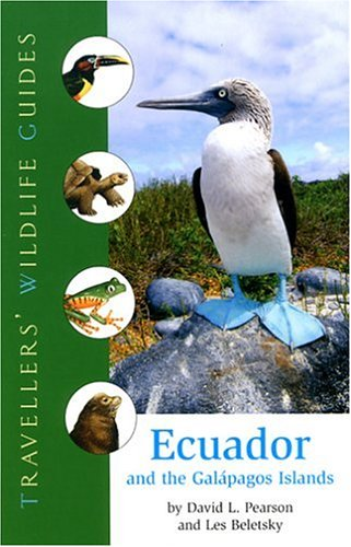 Travellers' Wildlife Guides Ecuador and the Galapagos Islands de Interlink Books