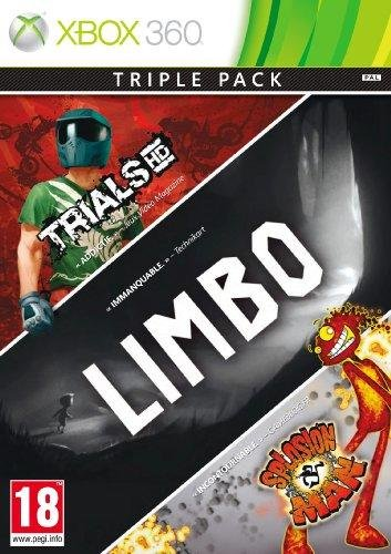 Triple Pack: Trials + Limbo + Splosion man de Microsoft