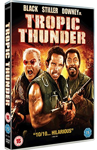 Tropic Thunder [Import anglais]