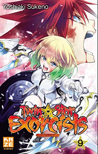 Twin Star Exorcists, Tome 9 :