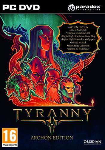 Tyranny Archon Edition (PC DVD) [UK IMPORT] de Ikaron