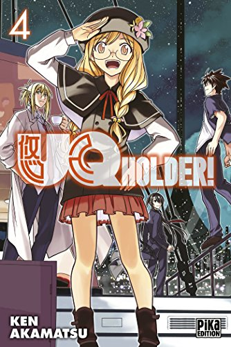 UQ Holder! T04 de Pika