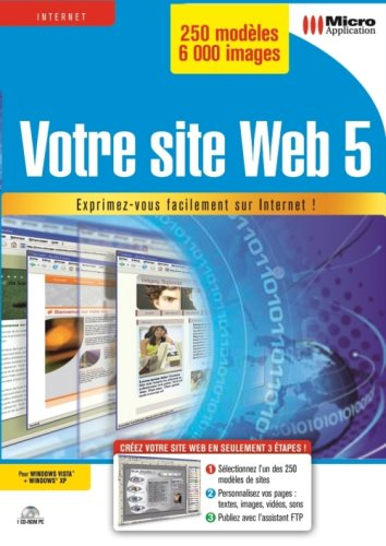 Votre Site Web 5 de Micro Application