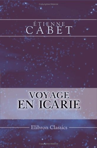 Voyage en Icarie de BookSurge Publishing