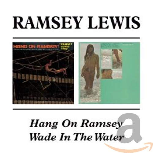 Wade In The Water / Hang On Ramsey [Import allemand] de Lewis, Ramsey