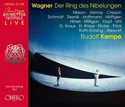 Wagner / Der Ring de Orfeo International