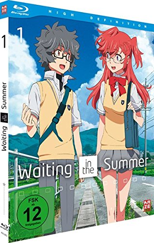 Waiting in the Summer - Box 1 BR [Blu-ray] [Import allemand] de AV Visionen GmbH