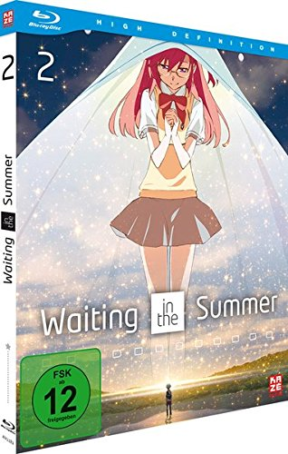 Waiting in the Summer - Box 2 (Blu-ray) [Import allemand] de AV Visionen GmbH