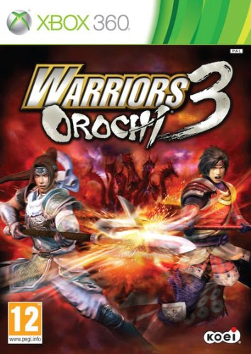 Warriors Orochi 3 de Koei