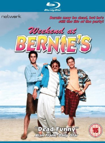 Weekend at Bernie's [Blu-ray] [Import anglais] de Network
