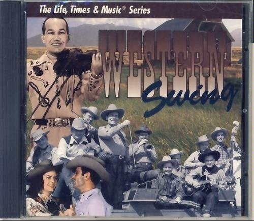Western Swing - The Life, Times & Music Series { Various Artists }