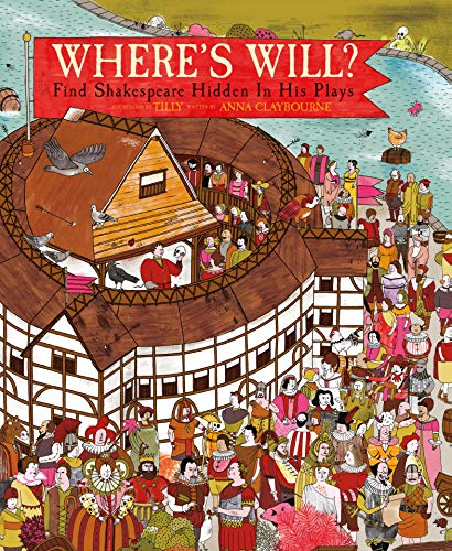 Where's Will ? : Find Shakespeare Hidden In His Plays de The Ivy Press