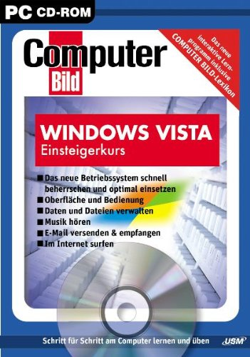 Windows Vista Einsteigerkurs - Computer Bild [import allemand]