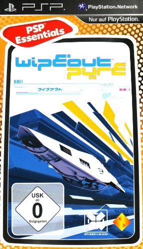 WipeOut Pure - Essentials [import allemand] de Sony