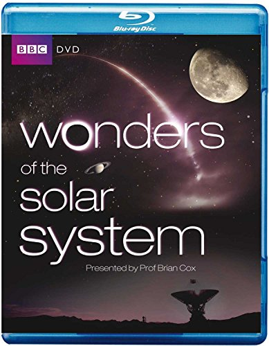 Wonders of The Solar System [Blu-ray] [Import anglais] de Bbc