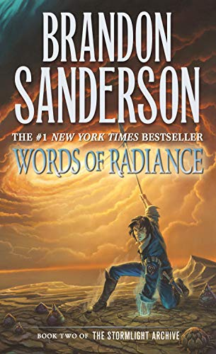 Words of Radiance : Stormlight Archive 02 de Tor Books