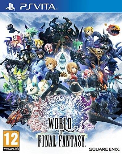 World Of Final Fantasy (PlayStation Vita) (New) de Square Enix