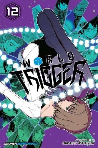 World Trigger Volume 12 de Viz LLC