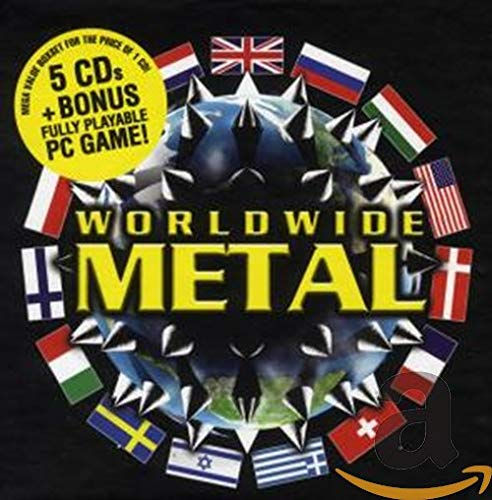 Worldwide Metal de Earache