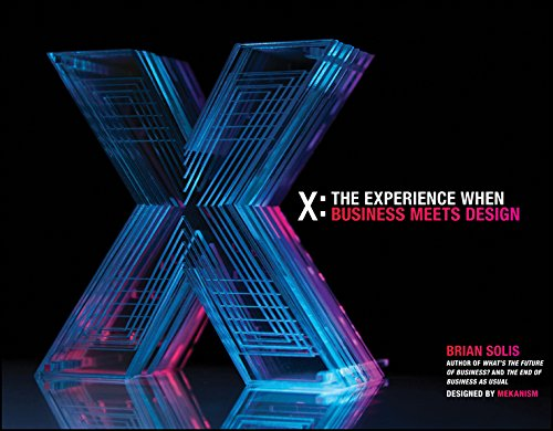 X: The Experience When Business Meets Design de John Wiley & Sons