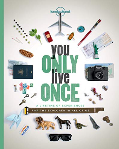 You only live once (paperback) - 1ed - Anglais de Lonely Planet
