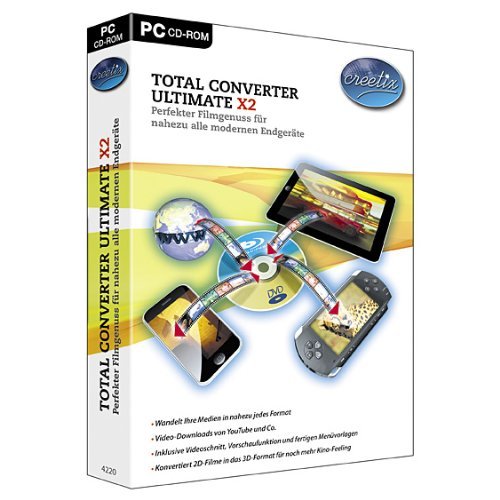 creetix Total Converter Ultimate X2 [import allemand] de BHV