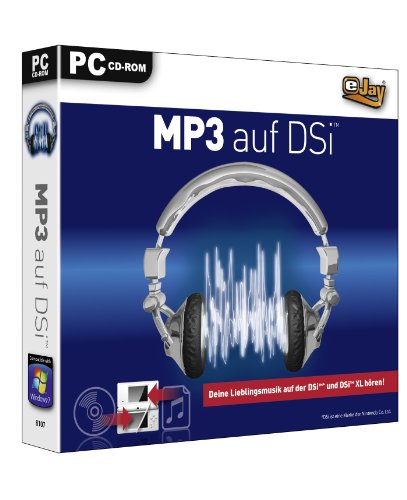 eJay MP3 auf DSi [import allemand] de BHV