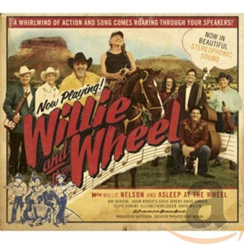 Willie and the Wheel de Proper Dépôt