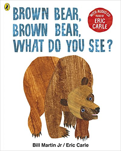 Brown Bear, Brown Bear, What Do You See? (1CD audio) de Puffin