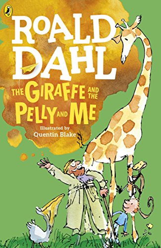 The Giraffe and the Pelly and Me de Puffin