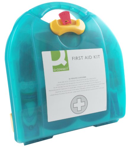 Q CONNECT 20 PERSON FIRST AID KIT de Q-Connect