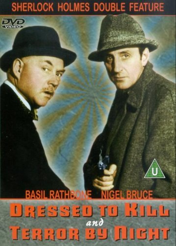 Dressed to Kill and Terror By Night (Holmes) [Import anglais] de QUANTUM LEAP