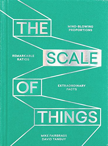 The Scale of Things de Quadrille Publishing Ltd
