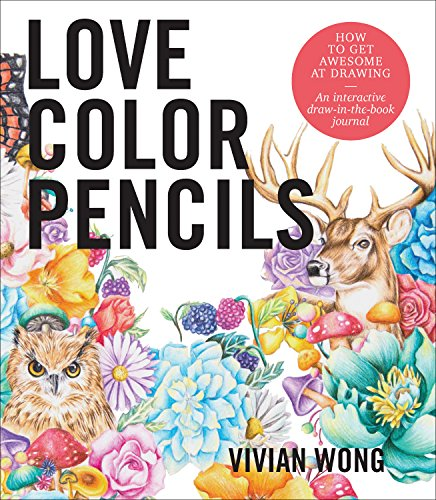 Love Colored Pencils de Quarry Books