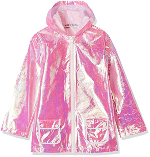 """RED WAGON Irridescent Mac, Blouson Fille, Or (Purple), 4 Ans"" de RED WAGON"