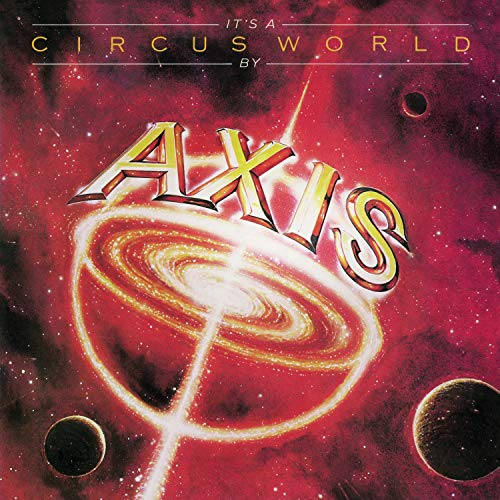 It's a Circus World [Import allemand] de ROCK CANDY