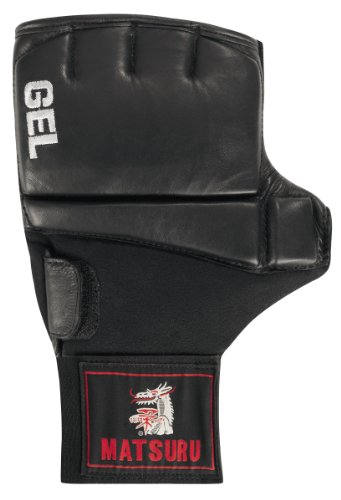 RUCANOR Gants de Boxe, Noir - Noir, Large de RUCANOR