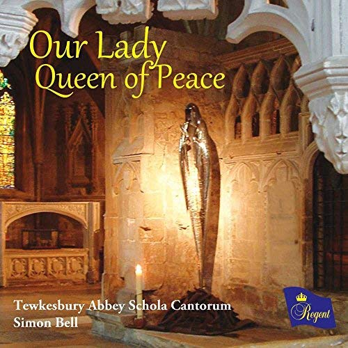 Our Lady Queen Of Peace [Import USA] de Regent Records
