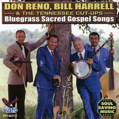Bluegrass Sacred Gospel Songs [Import USA] de Reno, Don & Bill Harrell
