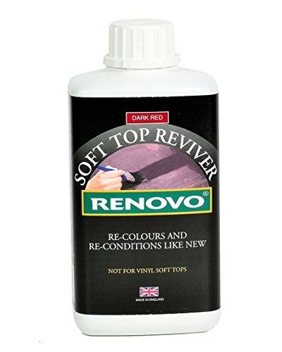 Renovo International Soft Top Reviver/dark red 500 ml de Renovo International