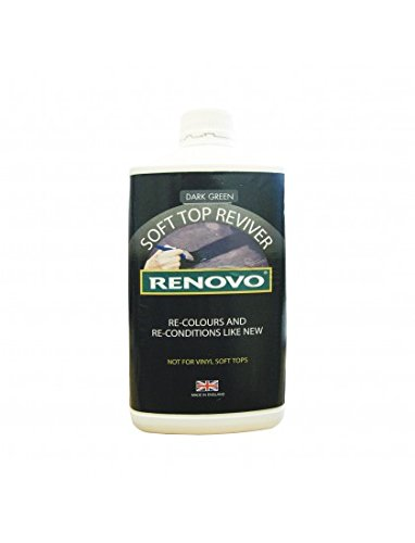 Soft Top Reviver/green 500 ml de Renovo International