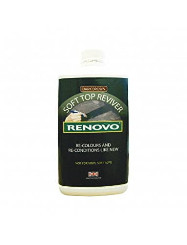 Soft TopReviver/brown 500 ml de Renovo International