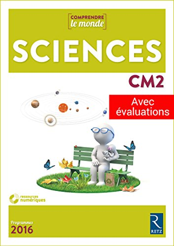 Sciences CM2 (+CD-Rom) de Retz