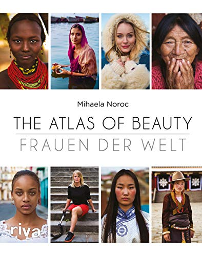 The Atlas of Beauty - Frauen der Welt de riva