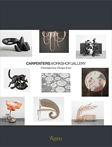 Carpenters Workshop Gallery: Contemporary Design Icons de Rizzoli Electa