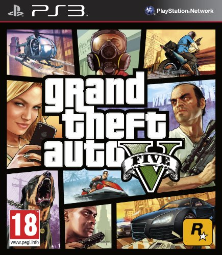 GTA V [import allemand] de ROCKSTAR GAMES