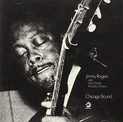 Chicago Bound [Ltd.Release] [Import allemand] de Rogers, Jimmy